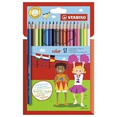 STABILO Цветные карандаши color