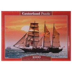 Пазл Castorland Sailing Ship in