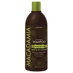Kativa шампунь Macadamia