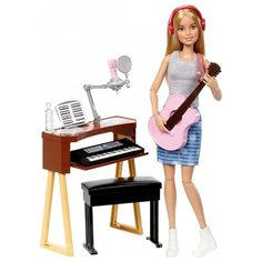 Кукла Barbie Музыкант с гитарой