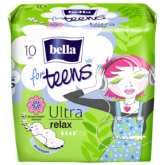 Bella прокладки for teens ultra