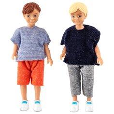 Куклы для домика Lundby Два