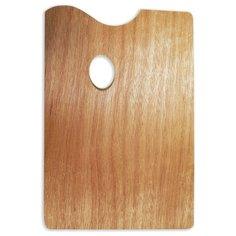 Палитра Малевичъ деревянная