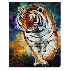 Molly Картина по номерам Тигр