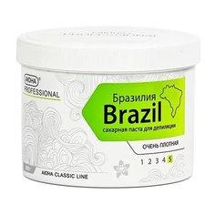 Паста для шугаринга Аюна Бразилия