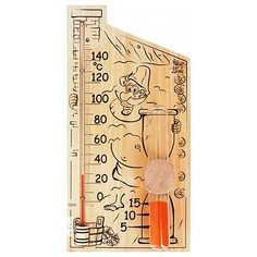 Термометр Стеклоприбор Банная