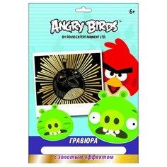 Гравюра CENTRUM Angry Birds -