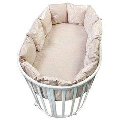 Сонный Гномик бортики-подушки