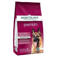 Корм для собак Arden Grange