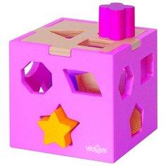 Сортер Woody Сортировочный куб