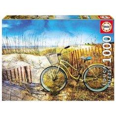Пазл Educa Велосипед в дюнах