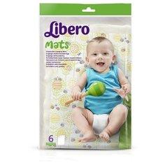 Одноразовые пеленки Libero Mats