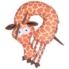 Игрушка-подушка Maxitoys Жираф