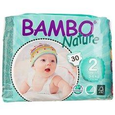 BAMBO подгузники Nature Mini