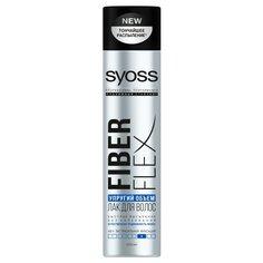 Syoss Лак для волос Fiber flex