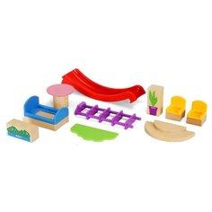 Игровой набор Brio Мебель и