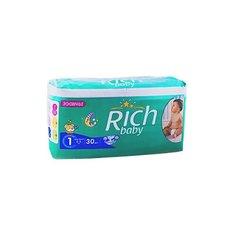 Rich Baby подгузники 1 2-5 кг