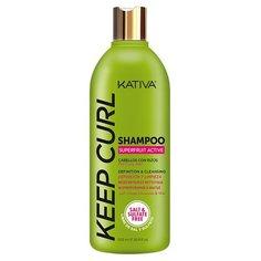 Kativa шампунь Keep Curl