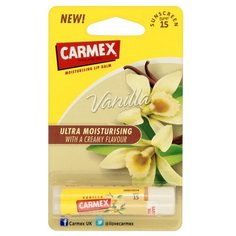 Carmex Бальзам для губ Vanilla