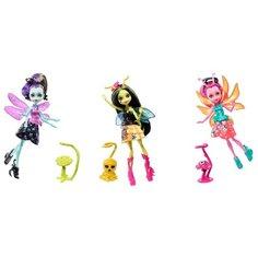 Кукла Monster High Цветочные