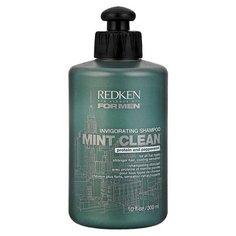 Redken шампунь For Men Mint Clean