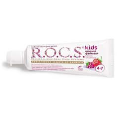 Зубная паста R.O.C.S. Kids
