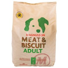 Корм для собак Magnusson Meat
