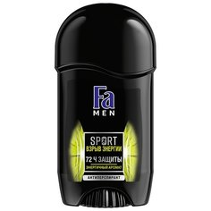 Дезодорант-антиперспирант стик FA