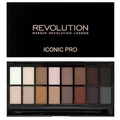 Makeup Revolution Палетка теней