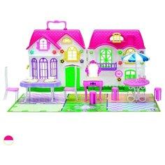 1 TOY кукольный домик Какая же