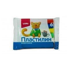 Пластилин LORI Классика 6