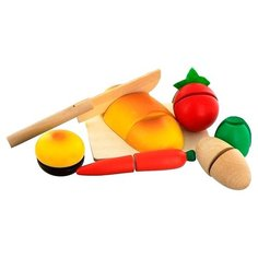 Набор продуктов с посудой Mapacha