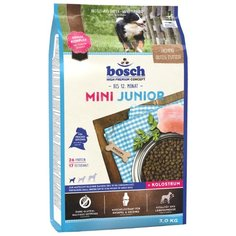 Корм для собак Bosch Mini Junior