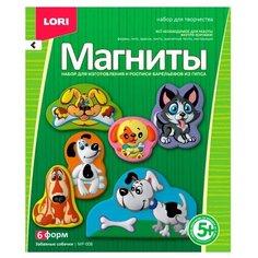 LORI Магниты - Забавные собачки