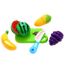Набор продуктов с посудой Играем вместе