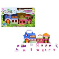 1 TOY кукольный домик Мой