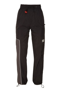 Серо-черные брюки C2 H4