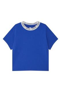 Синяя футболка с отделкой Levis®