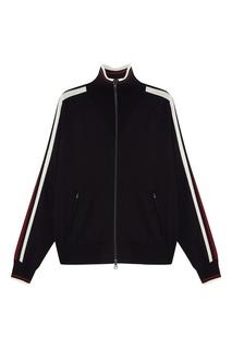 Черная куртка-олимпийка Isabel Marant Etoile