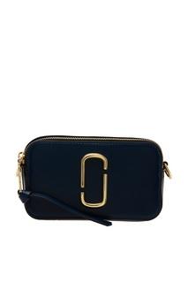 Комбинированная кожаная сумка с ремнем Marc Jacobs