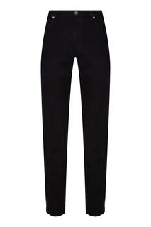 Черные джинсы из стрейч-денима Gucci Man