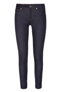 Темно-синие джинсы-скинни Ulrick Sandro