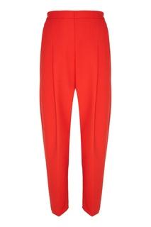 Укороченные красные брюки Freshblood