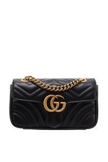 Средняя сумка GG Marmont Gucci