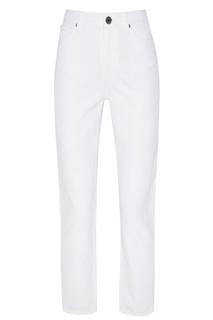 Прямые белые джинсы Romarick Sandro