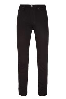 Черные джинсы-скинни Blå Konst Peg Acne Studios