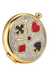 Компактная пудра Pocket Watch Compact Estée Lauder