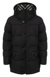 Пуховая куртка Burberry