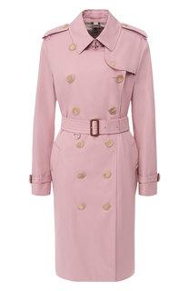 Хлопковое пальто Burberry