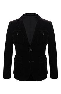 Пиджак из вискозы Giorgio Armani